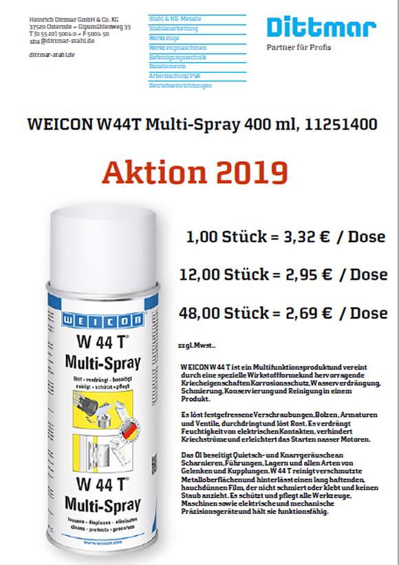 Weicon W44T